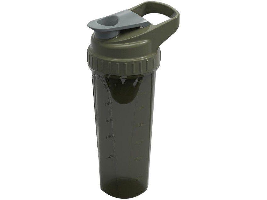 Shakeira com Misturador Prottector 0062.U/V - 700ml 1 Dose Verde