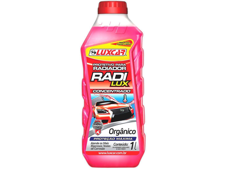 Aditivo para Radiador Concentrado Orgânico - Luxcar Radilux Rosa
