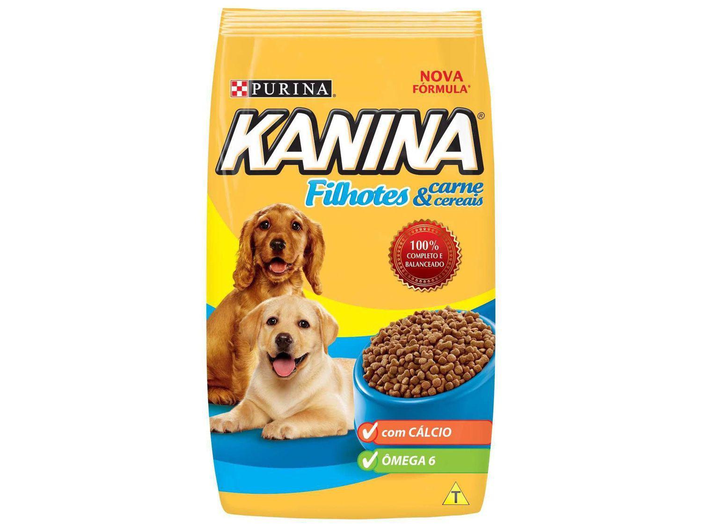 Ração para Cachorro Kanina - Carne e Cereais 15kg