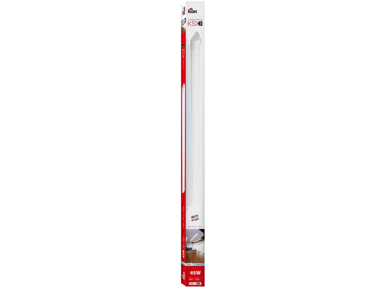 Luminária de Teto LED de Sobrepor Linear Kian - KSX Pro