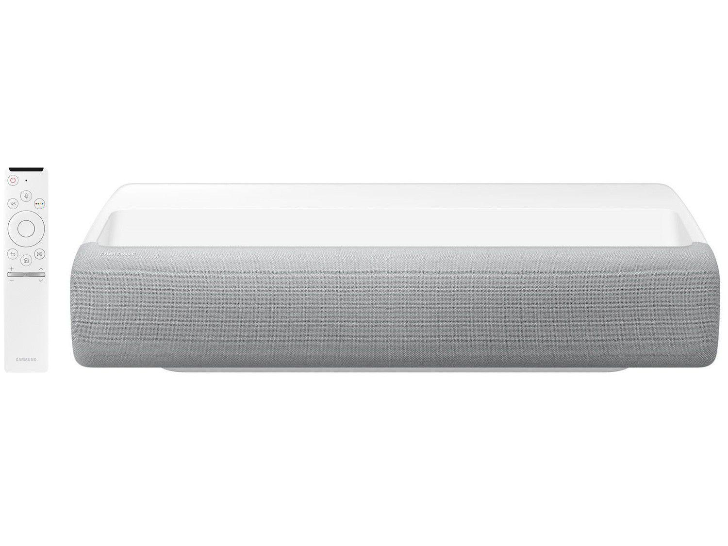 Projetor Smart Samsung SP-LSP7TGAXZD 4K - UHD 4K 2200 Lumens DLP Wi-Fi e Bluetooth HDMI