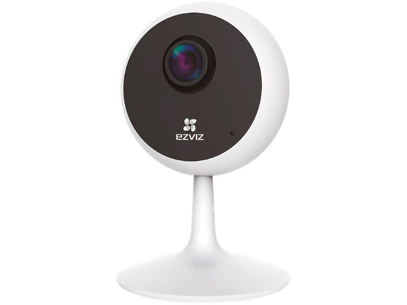Câmera de Segurança Inteligente Wi-Fi EZVIZ IP - Full HD Interna Visão Noturna C1C