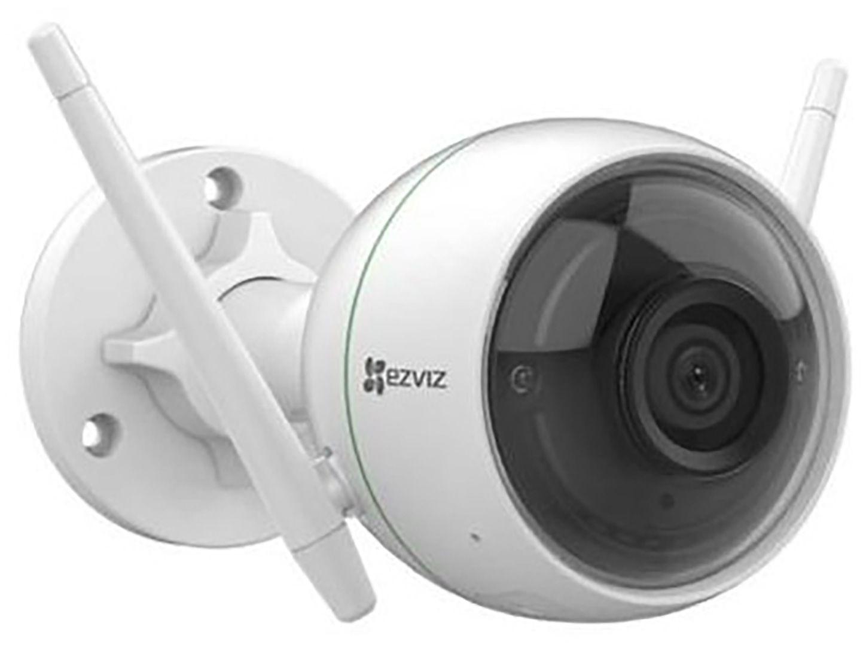 Câmera de Segurança Inteligente Wi-Fi EZVIZ IP - Full HD Interna Visão Noturna C3N