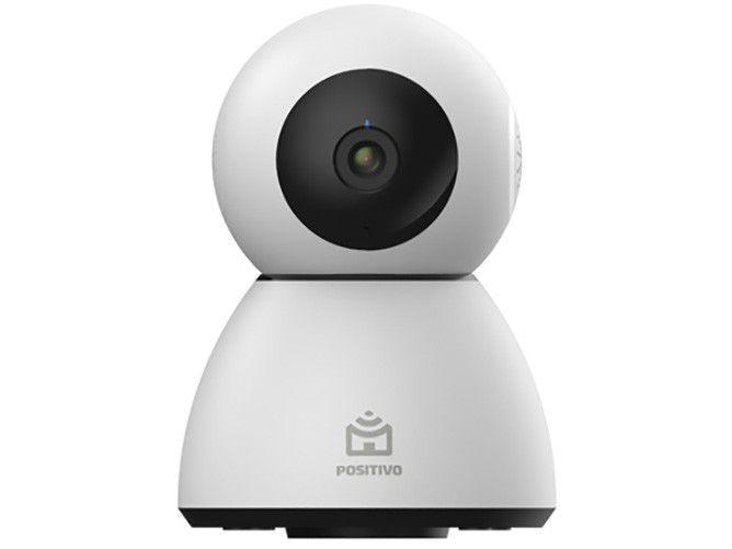 Câmera Inteligente Wi-Fi Positivo Full HD - Smart Home 360 Bot Wi-Fi