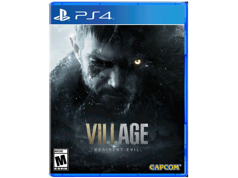 Resident Evil Village para PS4 Capcom Lançamento