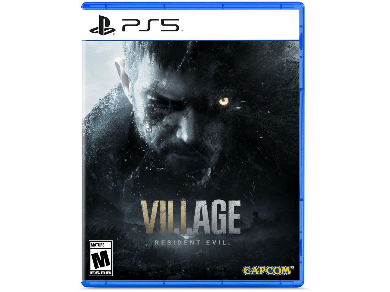 Resident Evil Village para PS5 Capcom Lançamento