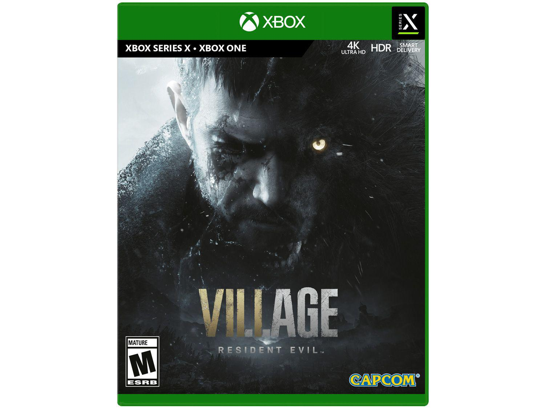 Resident Evil Village - para Xbox One e Xbox Series X Capcom