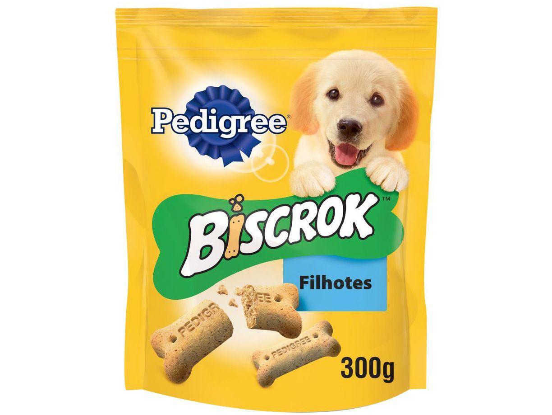 Biscoito para Cachorro Pedigree Biscrok - Filhote 300g