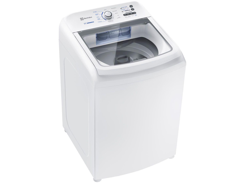 Lavadora de Roupas Electrolux LED17 Essential Care - 17Kg Cesto Inox 11 Programas de Lavagem
