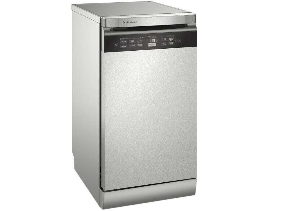 Lava-louças Electrolux LL10X 10 Serviços - com Função Higienizar