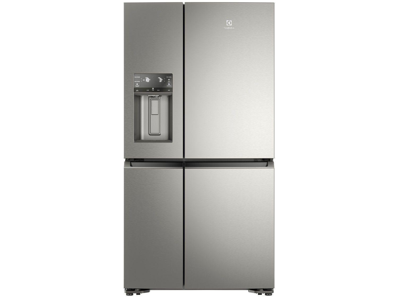Geladeira/Refrigerador Smart Electrolux - Frost Free French Door 585L DQ90X