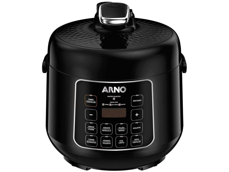 Panela de Pressão Elétrica Digital Arno PP25 - 600W 2,5L Timer