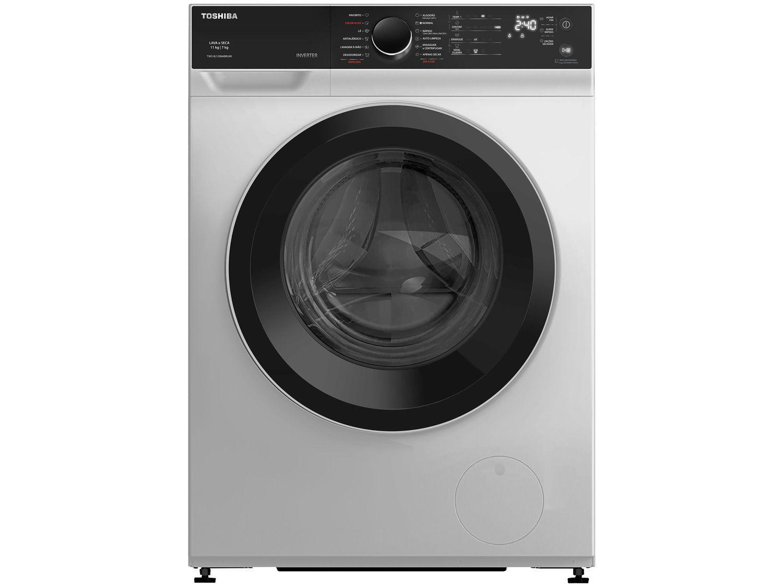 Lava e Seca Toshiba 11Kg Greatwaves - 12 Programas de Lavagem Branca