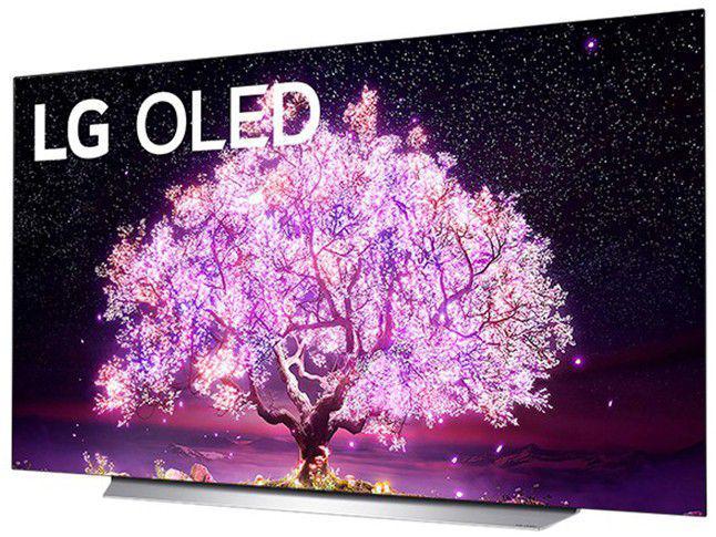 "Smart TV 65"" 4K UHD OLED LG OLED65C1PSA - 120Hz Wi-Fi e Bluetooth Alexa 4 HDMI 3 USB"