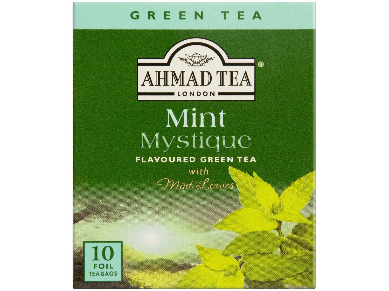 Chá Verde com Hortelã Ahmad Tea London - Mint Mystique 20g