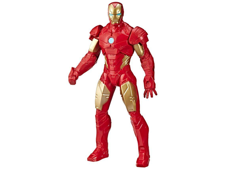 Boneco Homem de Ferro Olympus 24cm Hasbro