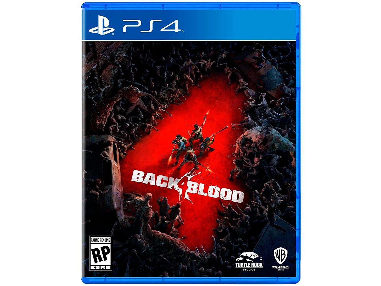 Jogo Back 4 Blood para PS4 Turtle Rock Studios - Pré-venda