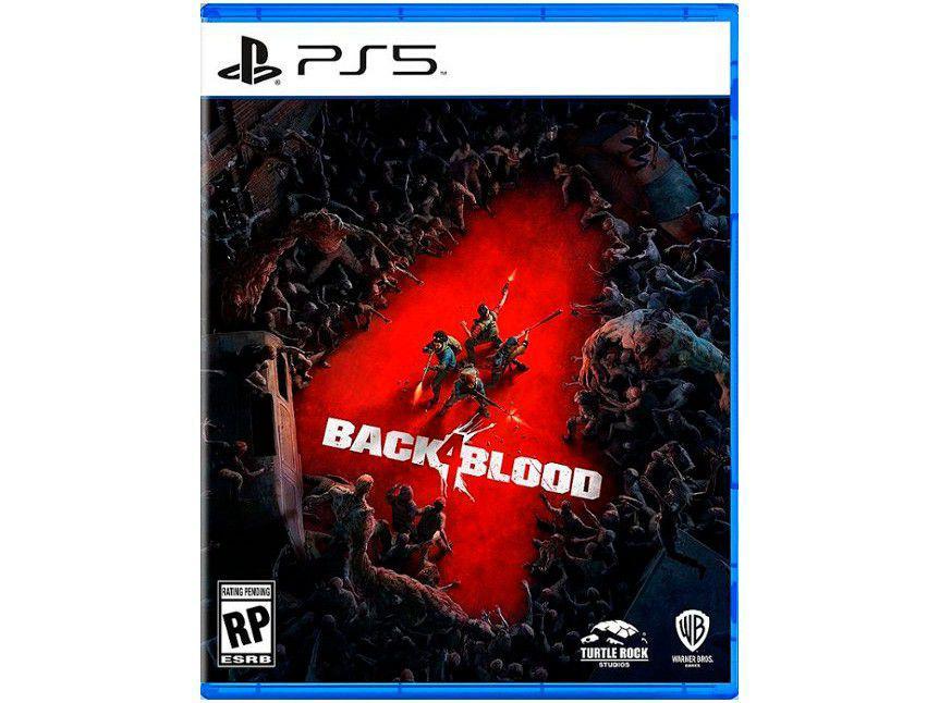 Jogo Back 4 Blood para PS5 Turtle Rock Studios - Pré-venda