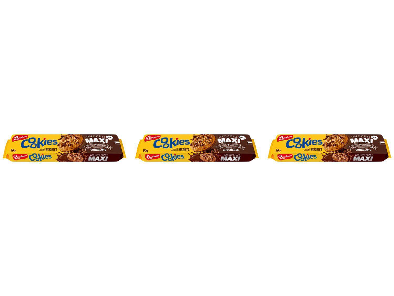 Kit Cookies Chocolate Maxi Bauducco 96g 3 Unidades