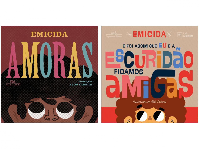 Kit Livros Amoras + E Foi Assim Que - Eu e a Escuridão Ficamos Amigas