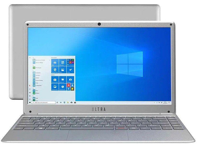 """Notebook Ultra UB522 Intel Core i5 8GB - 240GB SSD 15,6"""" Full HD LCD Windows 10"""