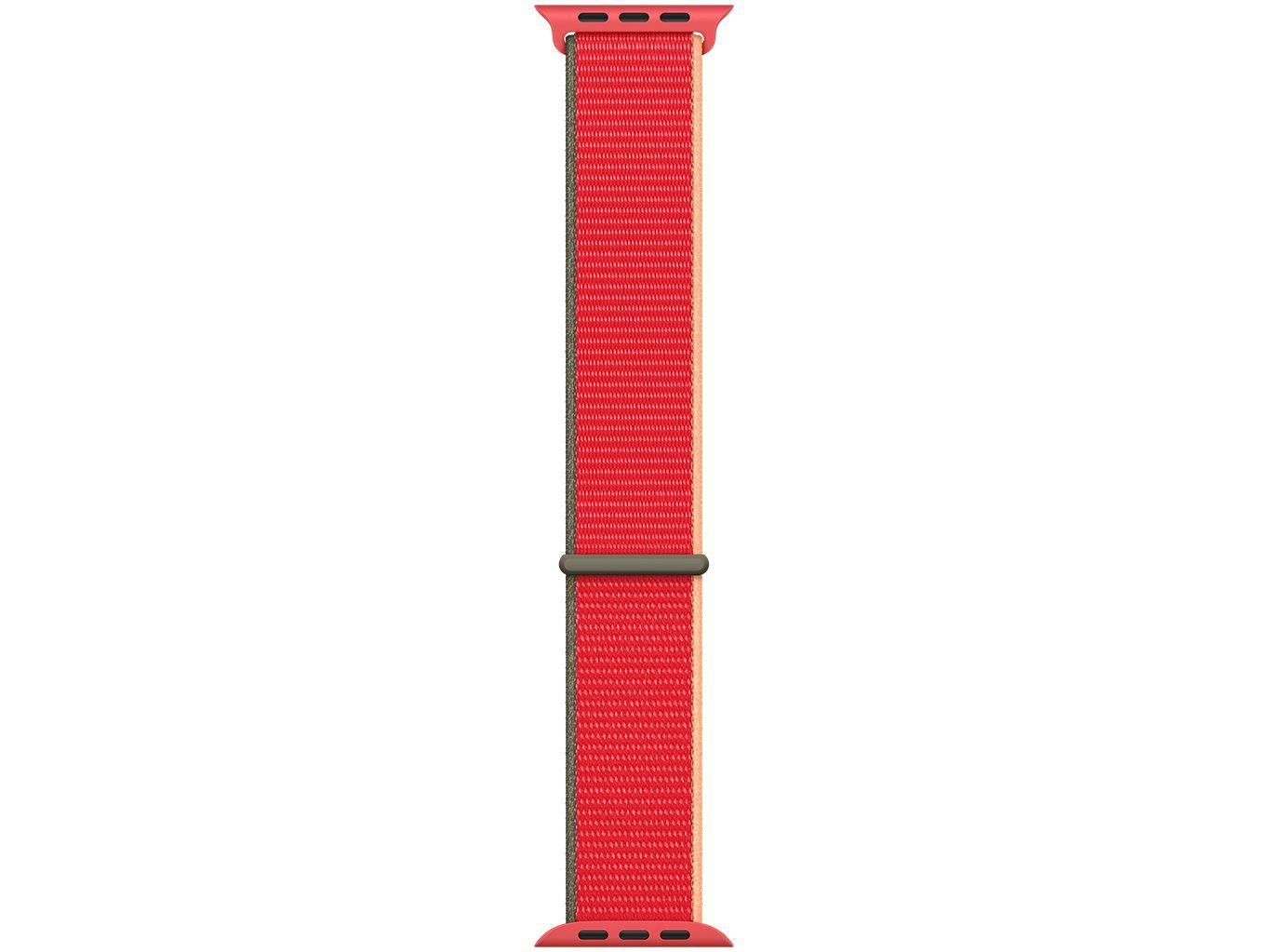 Pulseira Apple Watch Loop Esportiva Apple - 44mm (PRODUCT)RED Original