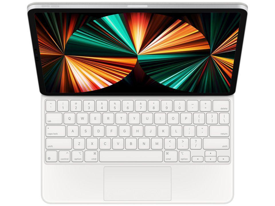 Magic Keyboard Apple para iPad Branco Original