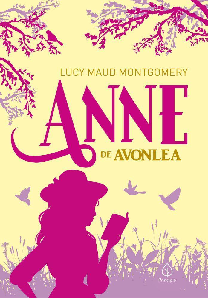 Livro - Anne de Avonlea