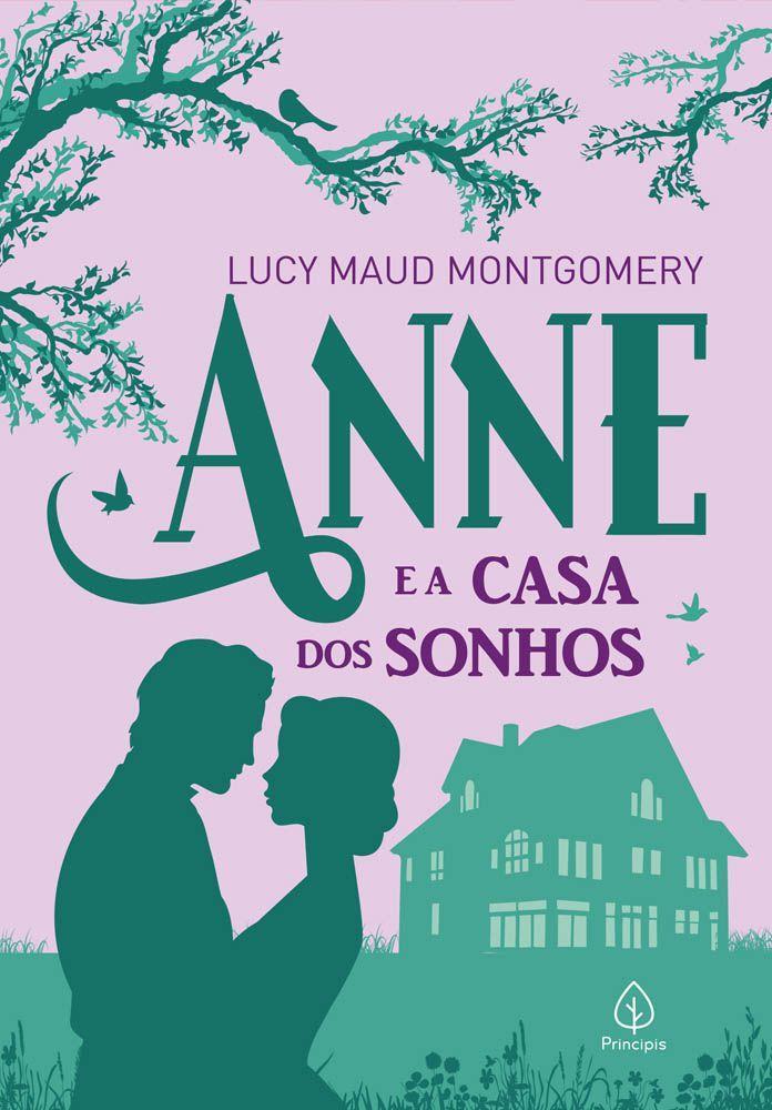 Livro - Anne e a casa dos sonhos