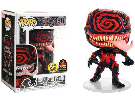 Funko Pop! Marvel Corrupted Venom Nº 43978