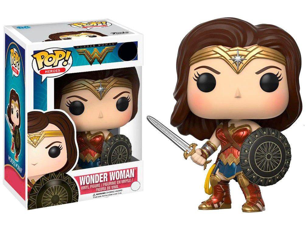 Funko Pop! Heroes DC Wonder Woman N°12545