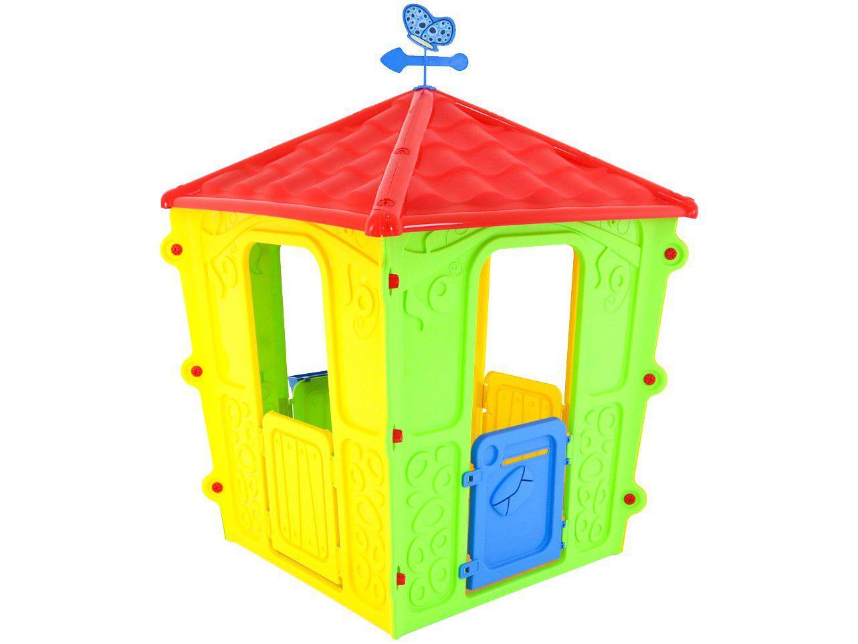 Casinha Infantil Bekl Starplast