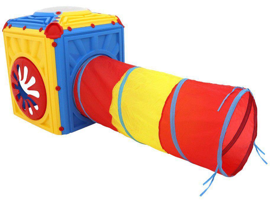 Casinha Infantil Bel Cubo Túnel