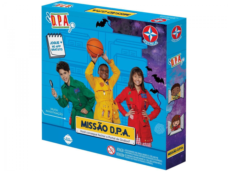 Jogo Missão D.P.A: Apartamento 333 de Tabuleiro - Estrela