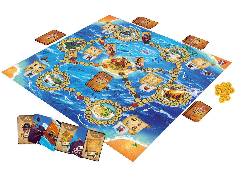 Jogo Estrela Premium Games Navio Pirata Estrela