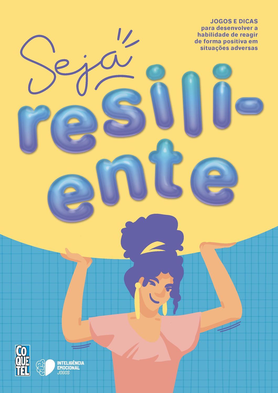 Livro - Seja resiliente!