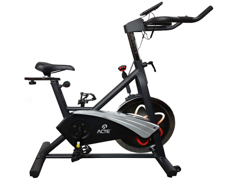 Bicicleta Spinning Magnética Acte Sports E27