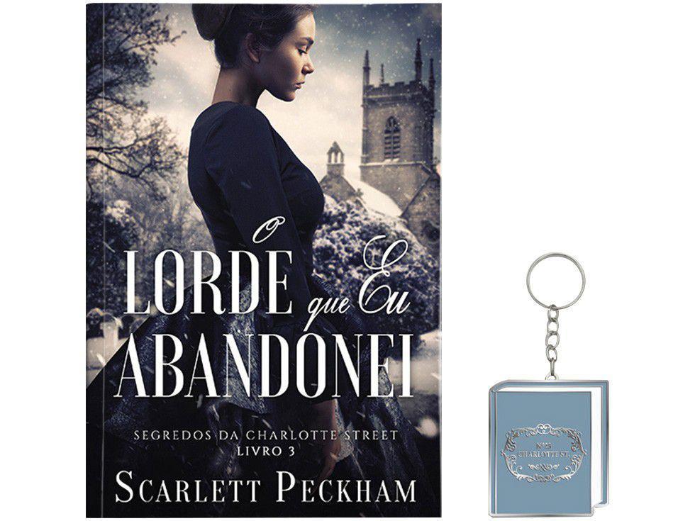 Livro O Lorde que Eu Abandonei Vol. 3 - Scarlett Peckham com Brinde