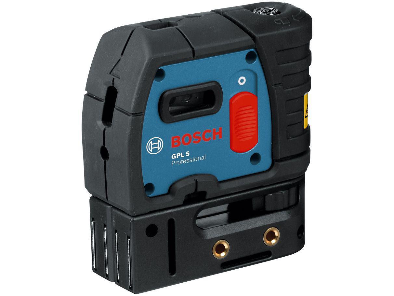 Nível a Laser Bosch GPL 5 Professional - com Bolsa de Proteção