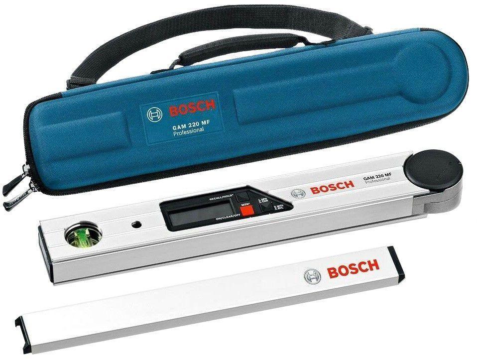 Régua de Inclinação Bosch GAM 220 MF