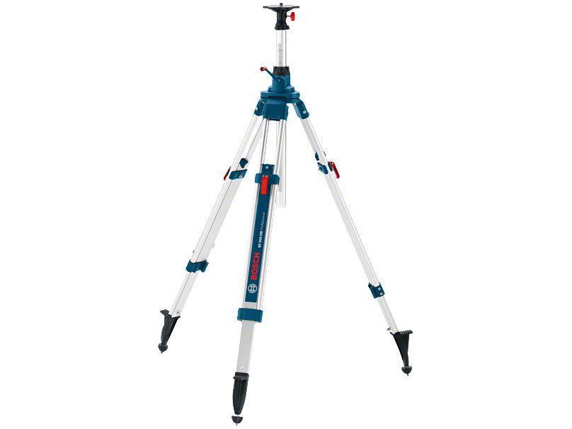 "Tripé para Nível Laser Bosch BT 300 HD Professiona - 5/8"" 122 à 295cm"