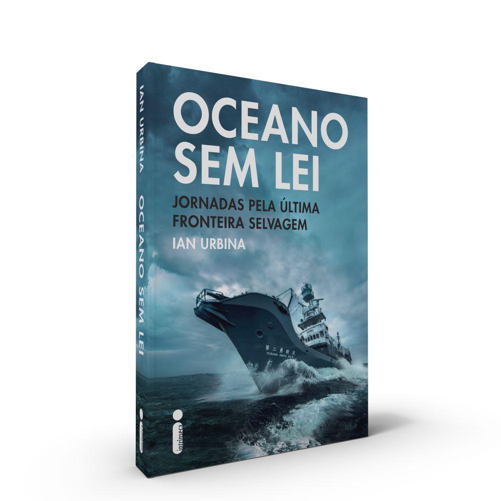 Livro - Oceano Sem Lei