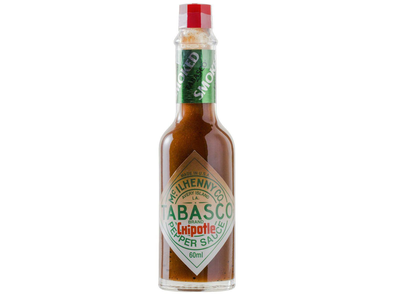 Molho de Pimenta Chipotle Sauce Tabasco 60ml