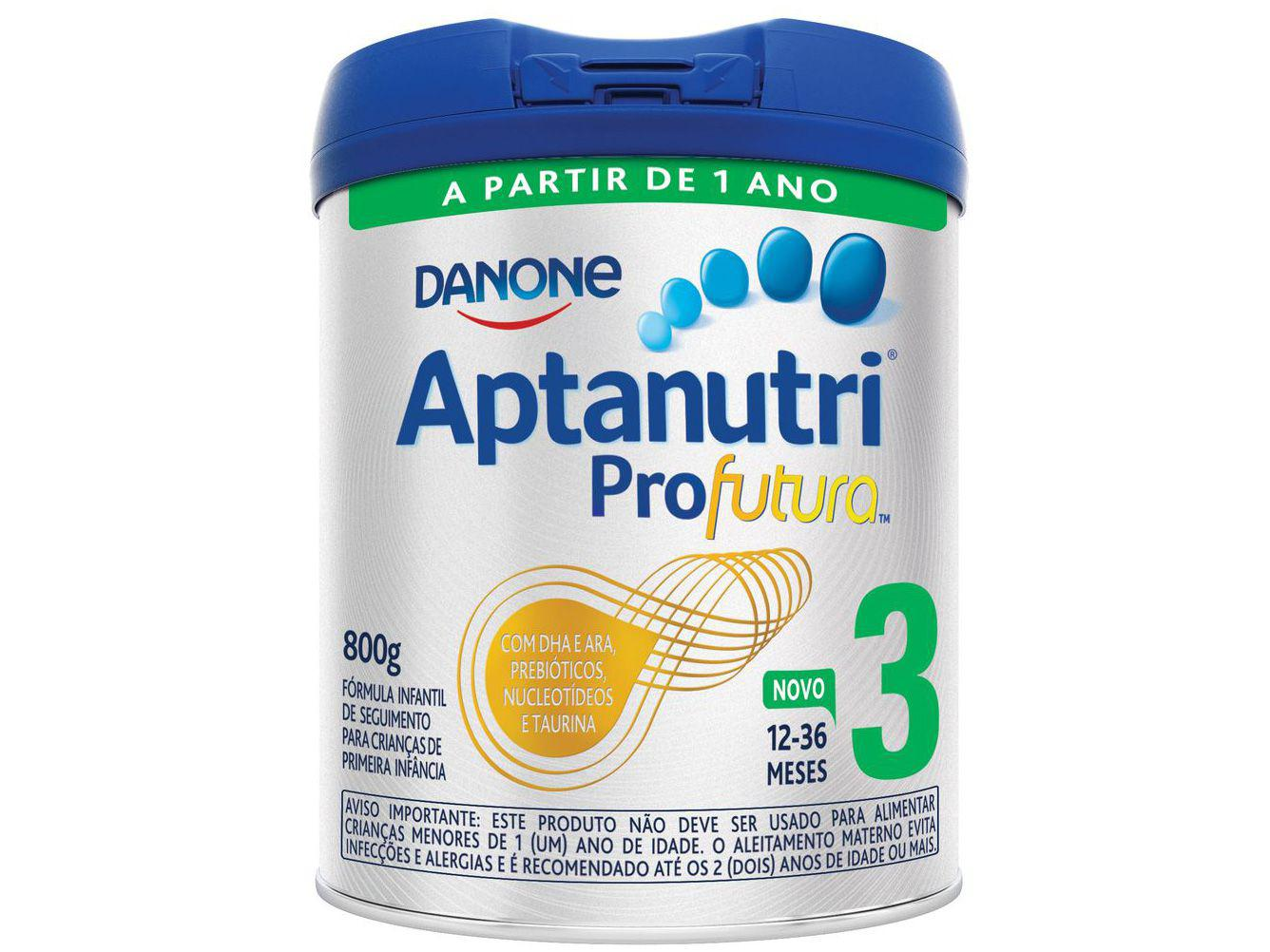 Fórmula Infantil Profutura 3 sem Sabor Aptanutri - 800g