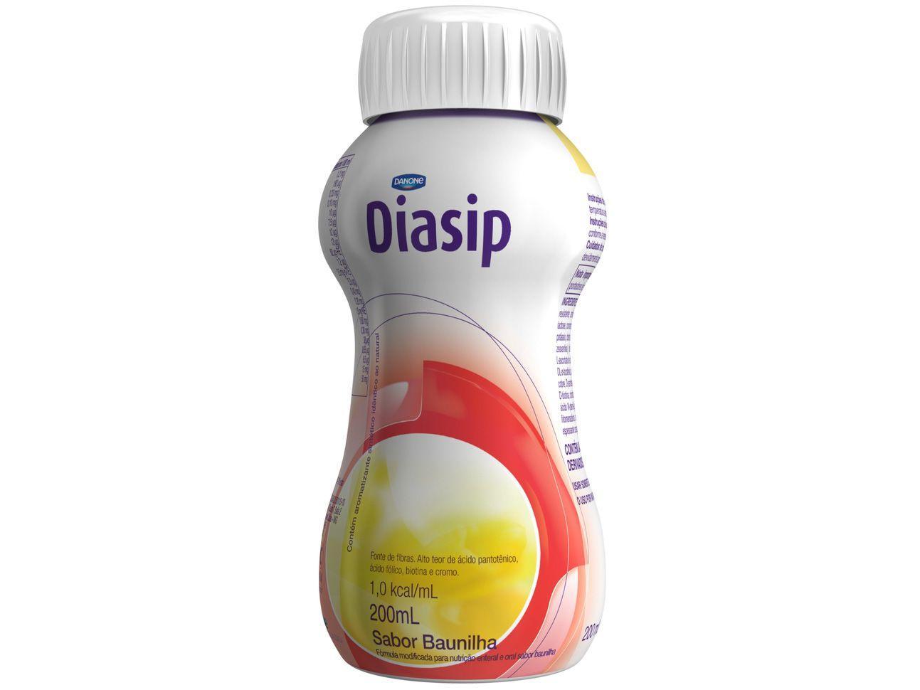 Suplemento Nutricional Diasip Baunilha Integral - 200ml