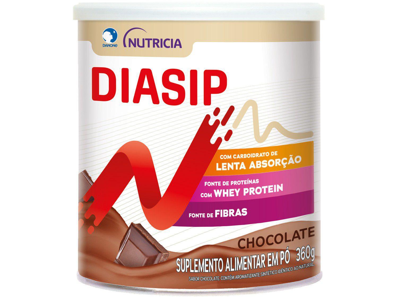 Suplemento Nutricional Diasip Chocolate Integral - 360g