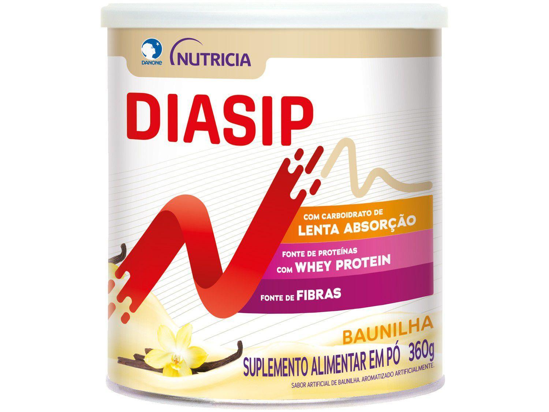 Suplemento Nutricional Diasip Baunilha Integral - 360g