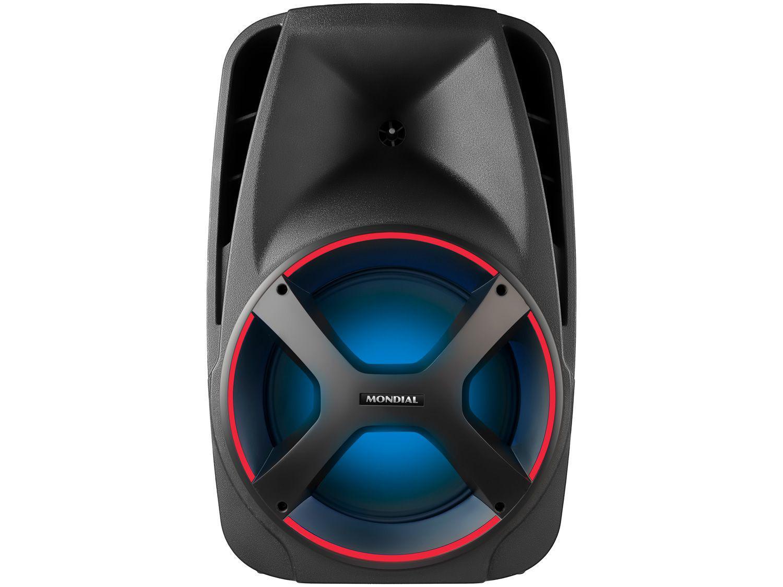 """Caixa de Som Mondial Connect Power CM-550 - Bluetooth Amplificada 550W 12"""" USB"""