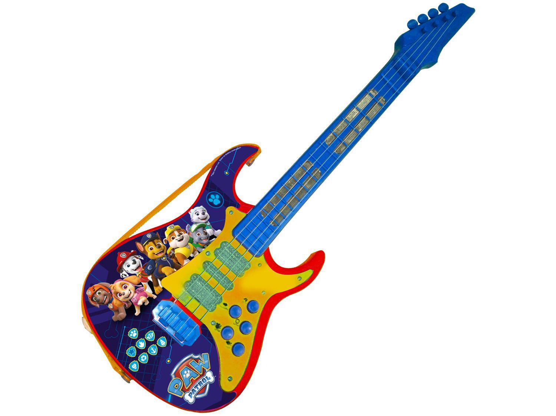 Guitarra de Brinquedo Patrulha Canina Candide