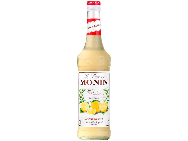 Xarope Monin Limão Siciliano Glasco 700ml